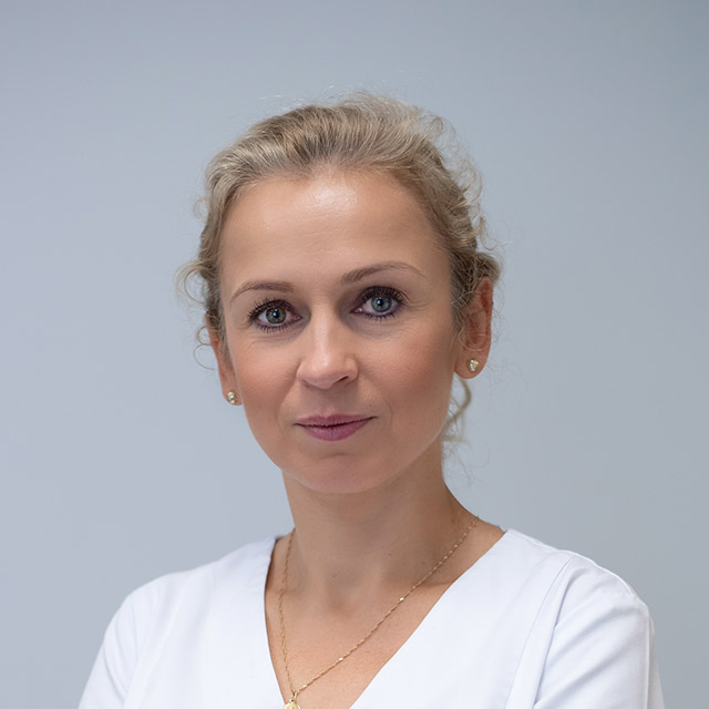 Dr n. med. Agnieszka Szyłak-Łysoń